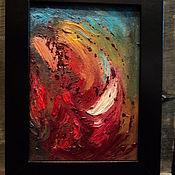 Картины и панно ручной работы. Ярмарка Мастеров - ручная работа Абстракция. Handmade.