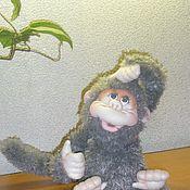 Куклы и игрушки ручной работы. Ярмарка Мастеров - ручная работа Ося. Handmade.