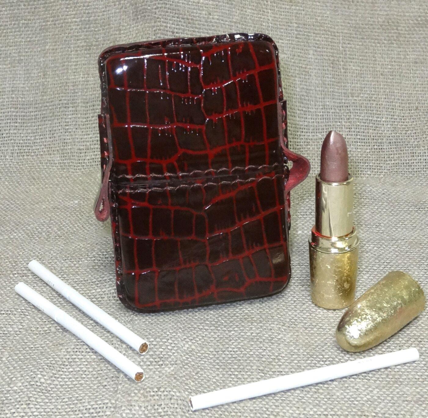 Портсигар женский для тонких сигарет купить в москве luxlite электронные сигареты на сколько затяжек одноразовые