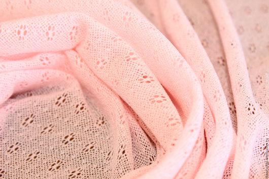 Шитье ручной работы. Ярмарка Мастеров - ручная работа. Купить Нежно-розовая сетка стрейч,850руб-м. Handmade. Разноцветный