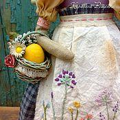Куклы и игрушки ручной работы. Ярмарка Мастеров - ручная работа Воскресное утро. Handmade.
