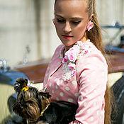 "Одежда ручной работы. Ярмарка Мастеров - ручная работа (-70%)Плащ""Grace Kelly"". Handmade."