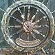 Часы для дома ручной работы. Заготовки для часов. Парус,ветер,волны (Berendej65). Ярмарка Мастеров. Для дома и интерьера, бук