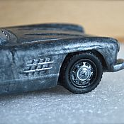 Косметика ручной работы. Ярмарка Мастеров - ручная работа Мыло Mercedes-Benz. Машина, автомобиль. Handmade.