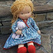 Куклы и игрушки ручной работы. Ярмарка Мастеров - ручная работа Лийда. Handmade.