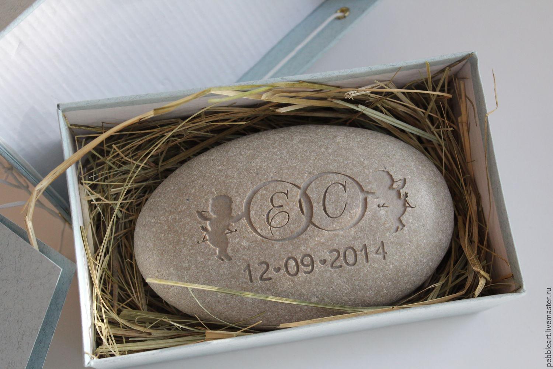 Фото подарок на камне