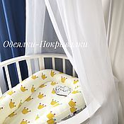 Для дома и интерьера handmade. Livemaster - original item Cocoon (the nest for the baby ). Handmade.