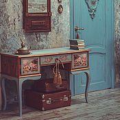 """Для дома и интерьера ручной работы. Ярмарка Мастеров - ручная работа Туалетный столик """"Mon amie"""". Handmade."""