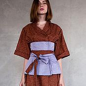 "Одежда handmade. Livemaster - original item Corset ""balance"". Handmade."