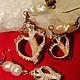 Jewelry set 'Sea charm', Jewelry Sets, Krasnodar,  Фото №1