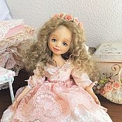 Dolls handmade. Livemaster - original item Sue, the author`s collectible textile doll, artdoll. Handmade.