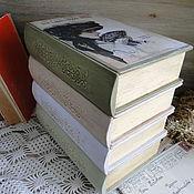 """Для дома и интерьера ручной работы. Ярмарка Мастеров - ручная работа Мини-комод """"Стопка книг"""". Handmade."""