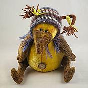 """Куклы и игрушки ручной работы. Ярмарка Мастеров - ручная работа Птица счастья """"Настоящая""""-  2. Handmade."""
