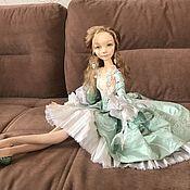 Кукольный театр ручной работы. Ярмарка Мастеров - ручная работа Кукольный театр: авторская кукла Милена. Handmade.