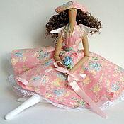 """Куклы и игрушки ручной работы. Ярмарка Мастеров - ручная работа Кукла тильда. Ангел """"Майя"""". Handmade."""