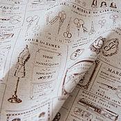 """Материалы для творчества ручной работы. Ярмарка Мастеров - ручная работа Лен """"Швейный"""". Handmade."""