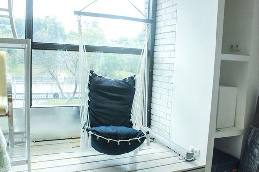 Мебель ручной работы. Ярмарка Мастеров - ручная работа. Купить Кресло гамак. Handmade. Кресло, Мебель, джинса