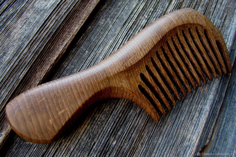 расческа из дерева купить