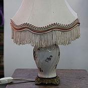 Винтажные предметы интерьера ручной работы. Ярмарка Мастеров - ручная работа Лампа прикроватная. Handmade.