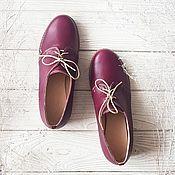 Обувь ручной работы handmade. Livemaster - original item P / shoes