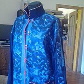 Одежда ручной работы. Ярмарка Мастеров - ручная работа Куртка Пират. Handmade.