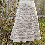 Одежда ручной работы. Ярмарка Мастеров - ручная работа юбка с перуанским орнаментом. Handmade.