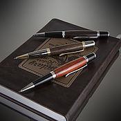 Ручки ручной работы. Ярмарка Мастеров - ручная работа Sierra в экзотических породах. Handmade.