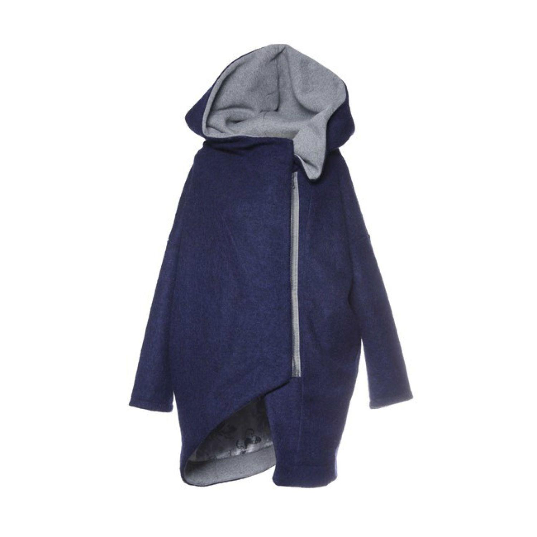 2f59ee616ca Верхняя одежда ручной работы. Ярмарка Мастеров - ручная работа. Купить  Зимнее пальто с капюшоном ...