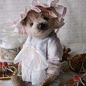 Мишки Тедди ручной работы. Ярмарка Мастеров - ручная работа Тедди мишка Дори.. Handmade.