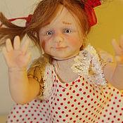 Куклы и игрушки ручной работы. Ярмарка Мастеров - ручная работа Манюня. Handmade.