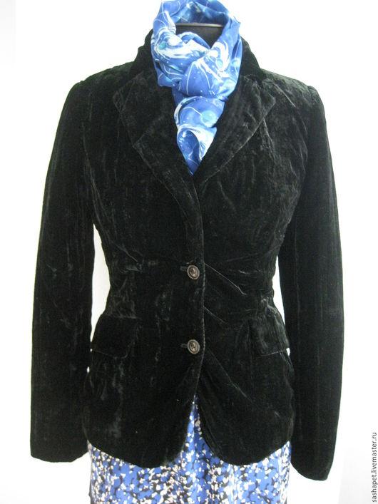 Пиджаки, жакеты ручной работы. Ярмарка Мастеров - ручная работа. Купить Жакет Бархат Miss Dior. Handmade. Викторианский стиль