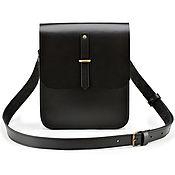 Сумки и аксессуары handmade. Livemaster - original item Leather shoulder bag