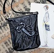 Сумки и аксессуары handmade. Livemaster - original item 3D Bag cross body