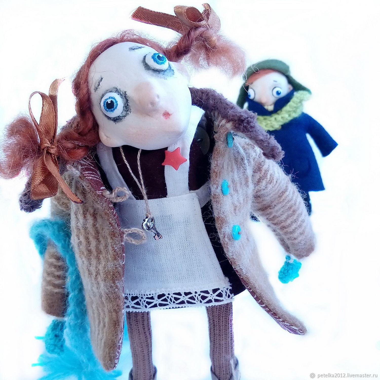 Doll girl Octobrist younger brother, Figurines, Zelenogorsk,  Фото №1