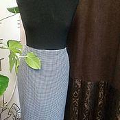 """Одежда ручной работы. Ярмарка Мастеров - ручная работа Юбка ,, Карандаш """". Юбка прямая.. Handmade."""