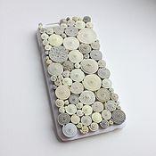 Сумки и аксессуары ручной работы. Ярмарка Мастеров - ручная работа Чехол для iPhone 6. Handmade.