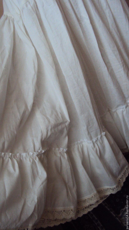 1d25befb47f7145 Нижнее платье для просвечивающихся нарядов. СЛАВный стиль от Заряны. Ярмарка.  Белье ручной работы. Ярмарка Мастеров - ручная работа. Купить ...