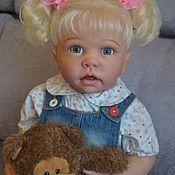 Куклы Reborn ручной работы. Ярмарка Мастеров - ручная работа Кукла реборн Типпи! Сделаю на заказ!. Handmade.