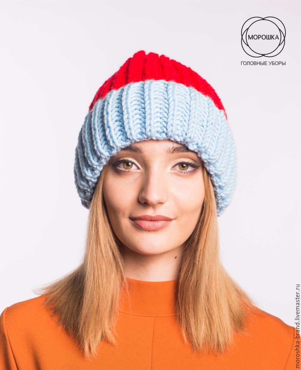 Модная шапка женская купить