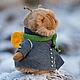 Мишки Тедди ручной работы. зимнее путешествие. Настёна Никитина. Интернет-магазин Ярмарка Мастеров. Улитка, трикотаж