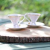 Для дома и интерьера ручной работы. Ярмарка Мастеров - ручная работа Спил дерева, липа 35-40 см. Handmade.