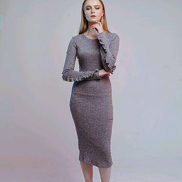 Одежда ручной работы. Ярмарка Мастеров - ручная работа : Платье модель  #ТА181-1. Handmade.
