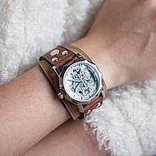Украшения handmade. Livemaster - original item Wrist watch A. Primavera. Handmade.