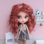 Куклы и игрушки ручной работы. Ярмарка Мастеров - ручная работа Кукла Блайз Эйми Blythe Doll. Handmade.