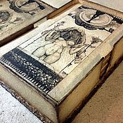 Tarot cards handmade. Livemaster - original item