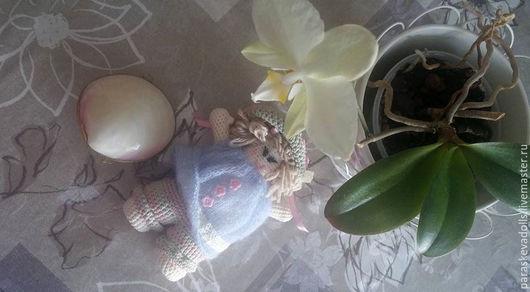 Человечки ручной работы. Ярмарка Мастеров - ручная работа. Купить Игровая кукла. Handmade. Комбинированный, игровая кукла, подарок девочке