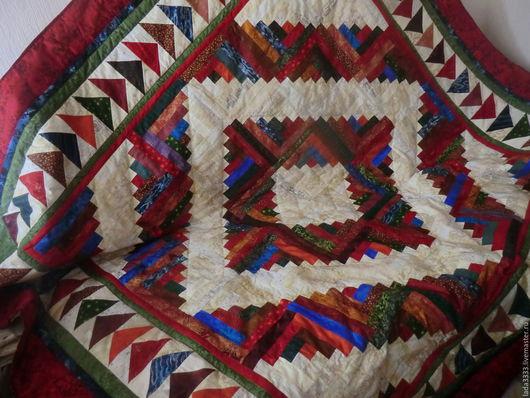Текстиль, ковры ручной работы. Ярмарка Мастеров - ручная работа. Купить Горница 2. Handmade. Комбинированный, русская традиция, стежка