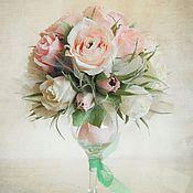 """Цветы и флористика ручной работы. Ярмарка Мастеров - ручная работа Букет из конфет """"Сладкий сон"""". Handmade."""