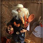 Куклы и игрушки ручной работы. Ярмарка Мастеров - ручная работа Тильда Домовой. Handmade.
