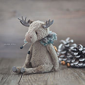 Куклы и игрушки ручной работы. Ярмарка Мастеров - ручная работа Лосик Tobelson. Handmade.